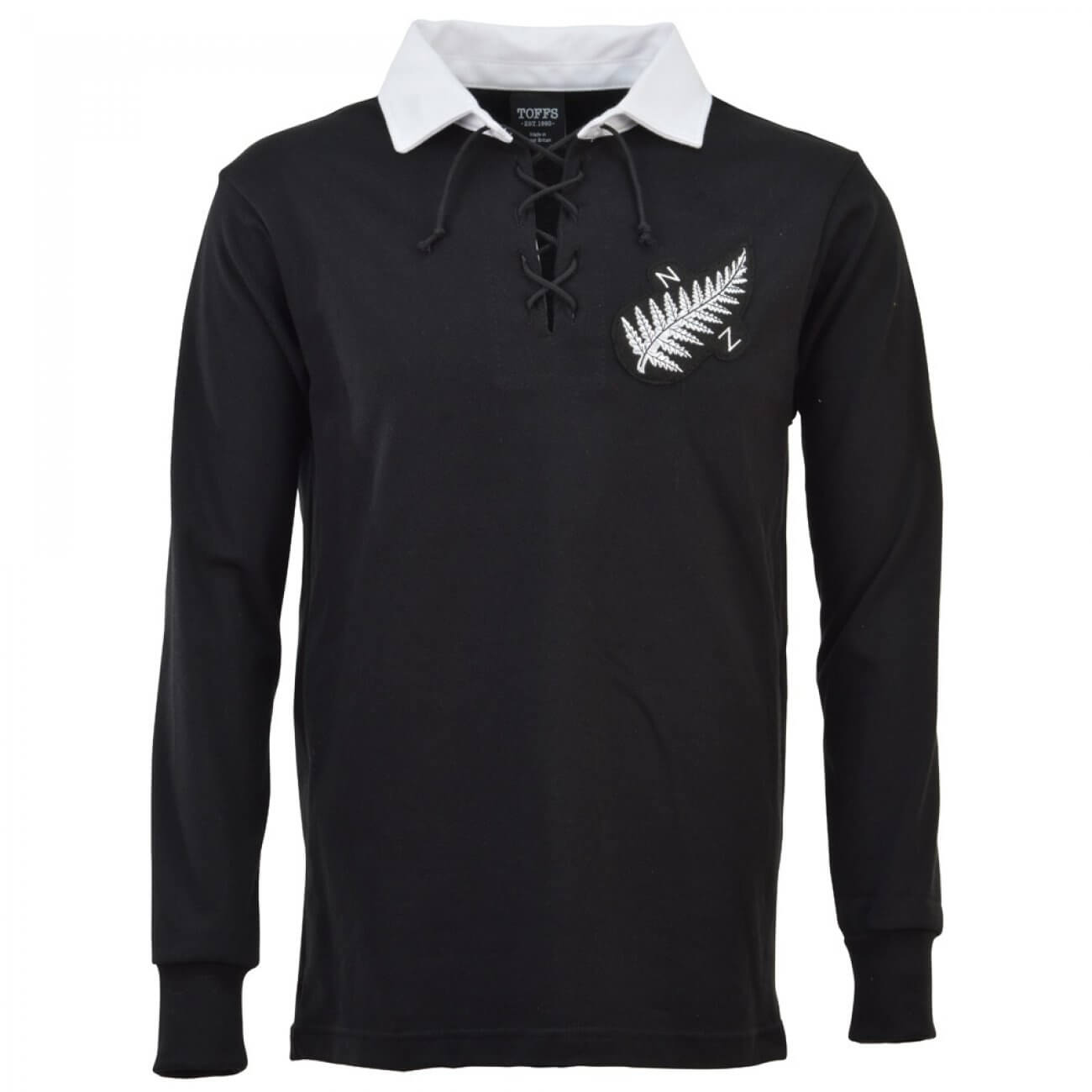 New Zealand 1924 Retro Rugby Shirt
