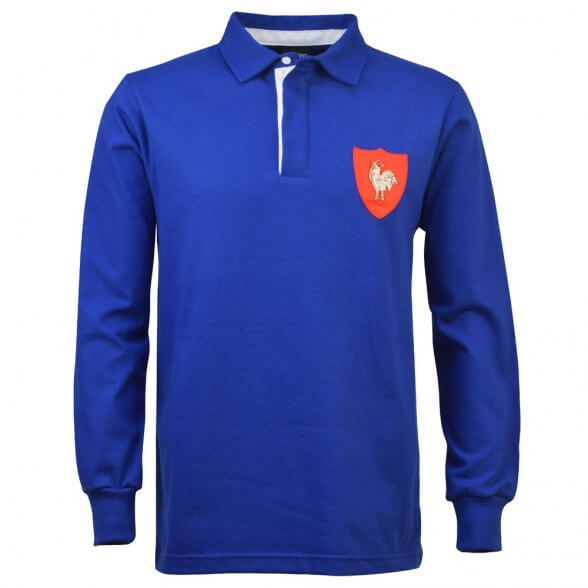 Polo Rugby Francia años 70