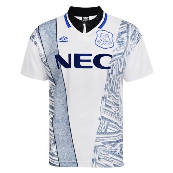 Everton 1994-95 Away football shirt