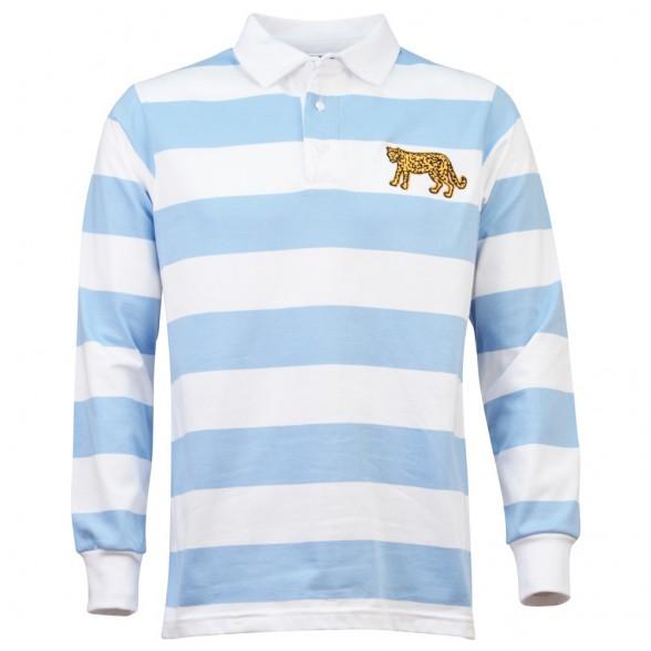 Camiseta rugby vintage Pumas de Argentina años 80