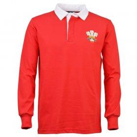 Polo de rugby de Gales