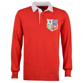 Camiseta Leones británico-irlandeses años 70
