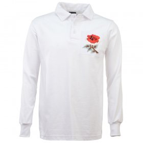 Camiseta Rugby Vintage Inglaterra