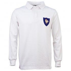 Camiseta Rugby Francia 1972