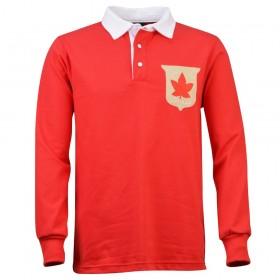 Camiseta Rugby Canada 1902