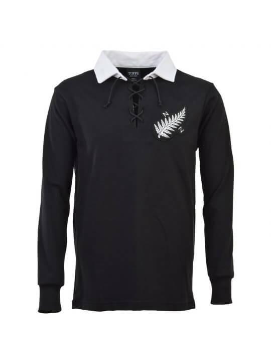 Camiseta Rugby Nueva Zelanda 1924