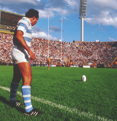 Argentina Pumas rugby retro shirts